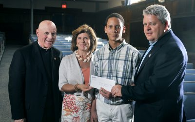 Seton Hall Prep Award – Mikal Taveras